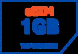 Top Destino 1GB