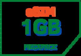 Megapack 1GB