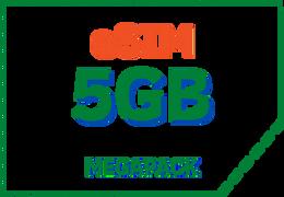 Megapack 5GB