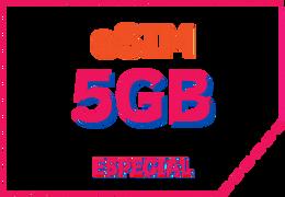 ESPECIAL 5GB